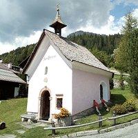 Cappella di Sant'Antonio di Borgata Bach / Sappada Plodn