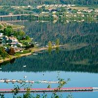 Chase - Western gateway to the Shuswap. A vibrant lakeside village offering a 4 season playgroun