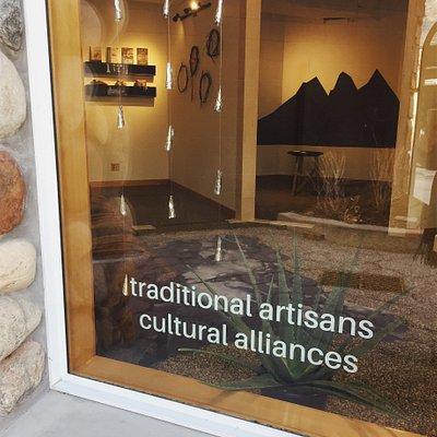 Lifeways: traditional artisans / cultural alliances