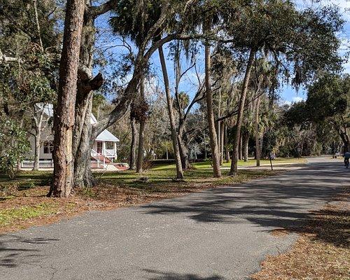 Neighborhood near park