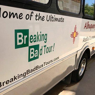 BEST BREAKING BAD TOUR, BUS OR RV!