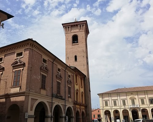La torre di Bagnacavallo