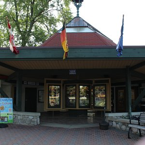 Frankenmuth Welcome Center