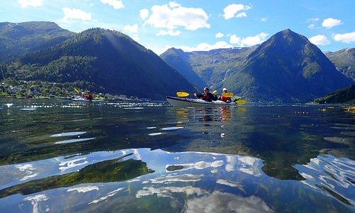 Fjord de balestrand