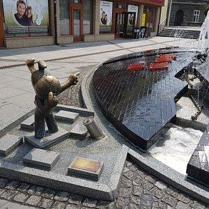 Pomnik Reksia