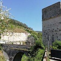 Il ponte romano di Genga