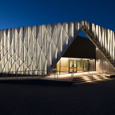 SITE Santa Fe designed by SHoP Architects, photo: Kate Russell