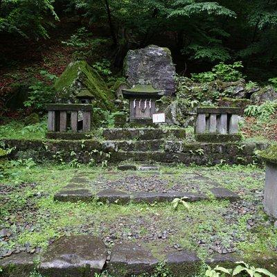 滝尾道:北野神社