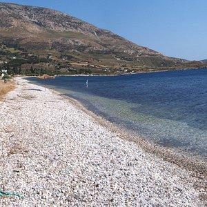 Kalamitsa Beach