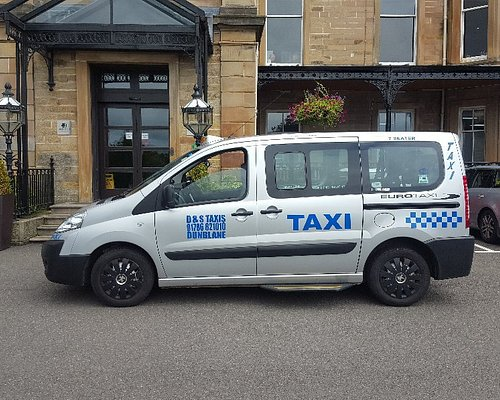 D and S Taxis Dunblane