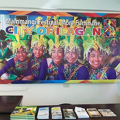 This is the field office of the Tourism Department of the Local Government.