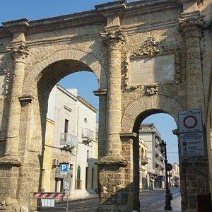 Porta del Carmine