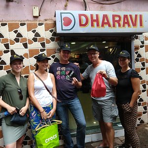 Dharavi Slum Tour With KLM Airline Team