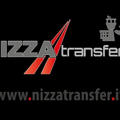 Questo è il nostro logo per il servizio di transfer per L'Aeroporto di Nizza