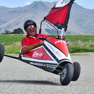 Wheel lifting fun for everyone.
