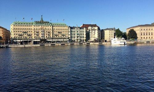 Lake Malaren Stockholm