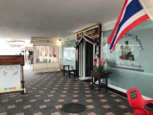 Thai massage center in Marbella