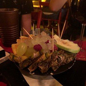 Best fruit salad!