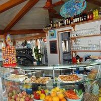 Restarant Bar Area