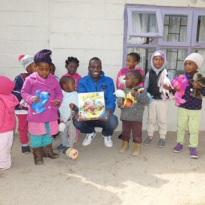 Explorer Township Cultural Tour in Swakopmund with Nande Junias Best Tour Guide