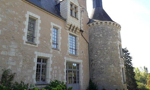 Belle facade