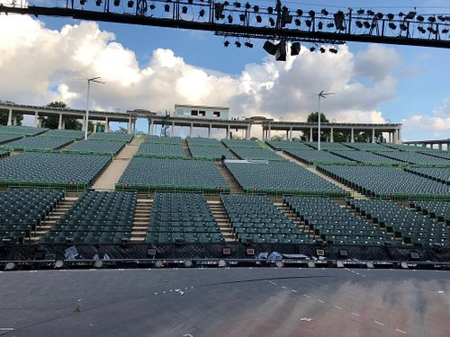 Muny - view from the stage