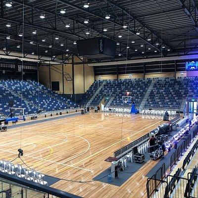 Bendigo Stadium Show Court