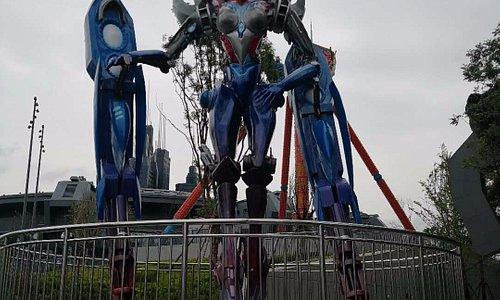 more Transformer