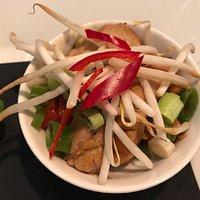 Chinse groente bij San Coy Bau