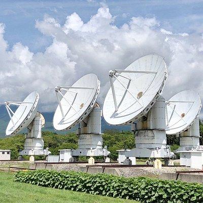10メートル電波望遠鏡
