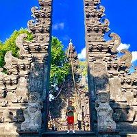 Dalem Kahyangan Temple