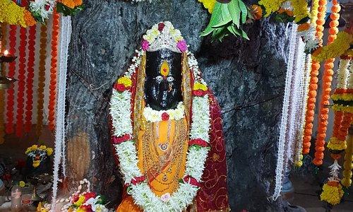 Godess Sateri Devi idol