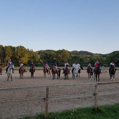 Pronti per un trekking a cavallo!
