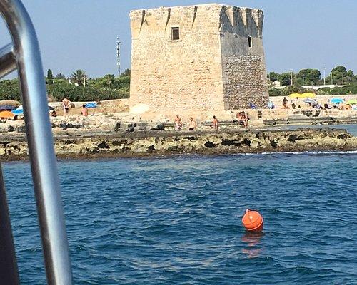 Torre saracena di San Vito