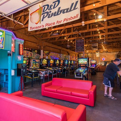 Play our pinball collection!