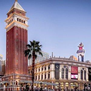 Welcome to Madame Tussauds Las Vegas.