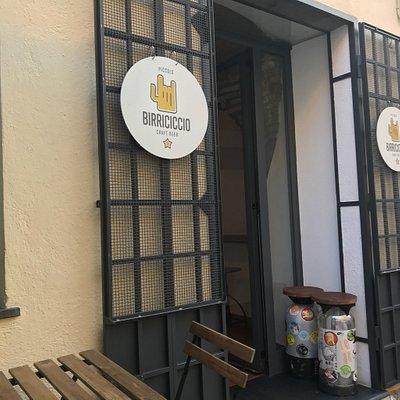 Un bar pour découvrir pleins de beurre différentes .