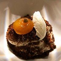 Tiramisù dello chef Francesco Laera. Unmissable!