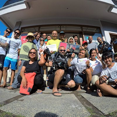 Dive center and Crew