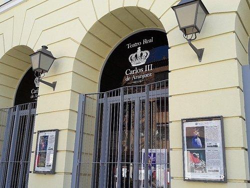 Teatro Real Carlos III (Aranjuez - Madrid)