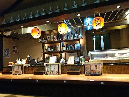むじゃき亭は居酒屋さん風の和食のお店
