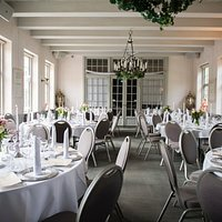 Bryllup hos Frilandsmuseets Restaurant