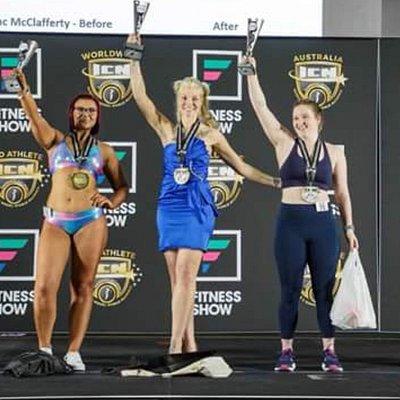 Transformation champion QLD 2018