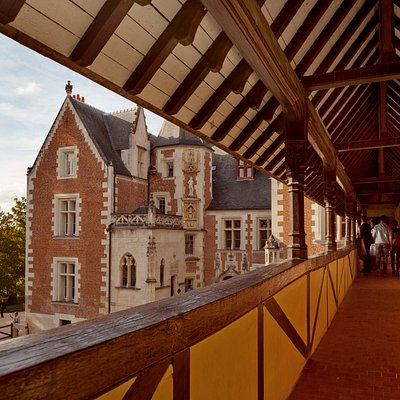 Château du Clos Lucé, demeure de Léonard de Vinci en France