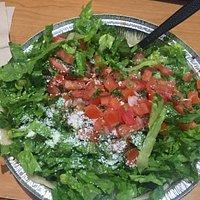 Love their Salads!!!