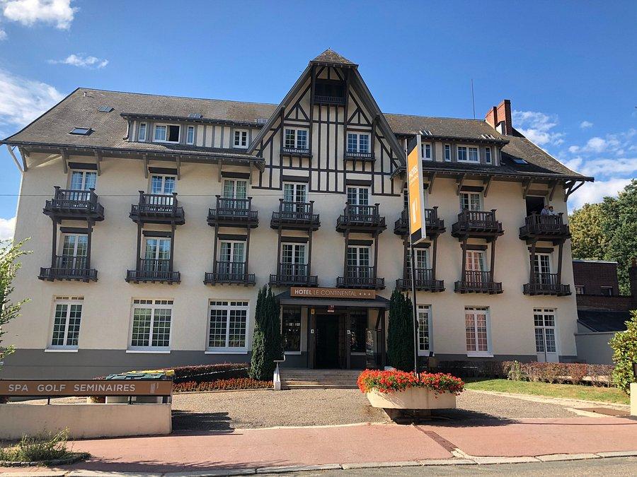 Hotel Le Continental 66 7 4 Prices Reviews Forges Les Eaux France Tripadvisor