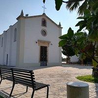 Facciata della cappella di San Rocco