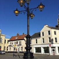 Five Lamps Boston