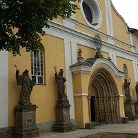 Kościół - wejście