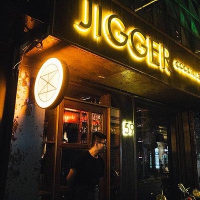 Jigger Cocktail & Wine Bar - 59 Nam Ngu